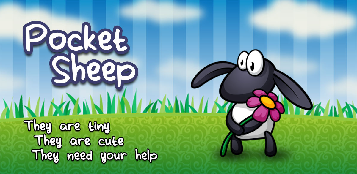 Pocket Sheep - Multitouch Relaxing Game